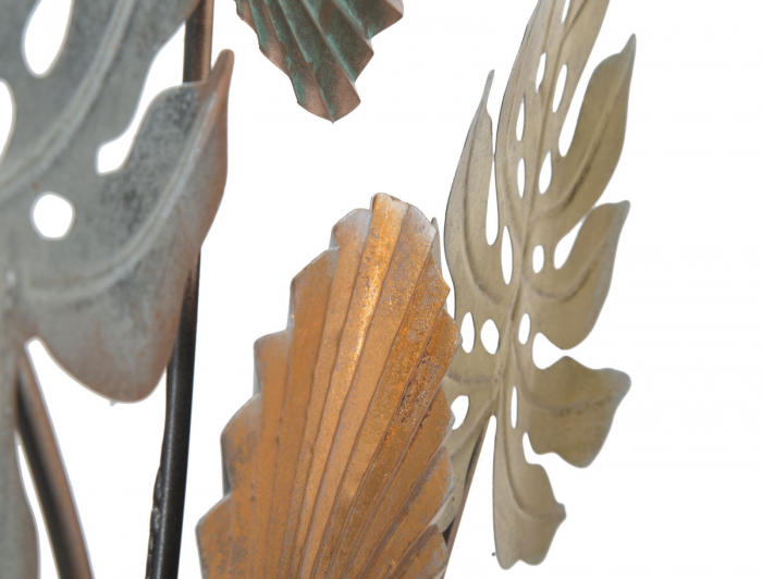 Decoratiune pentru perete LOP, 72.5X4X99 cm, Mauro Ferretti 6
