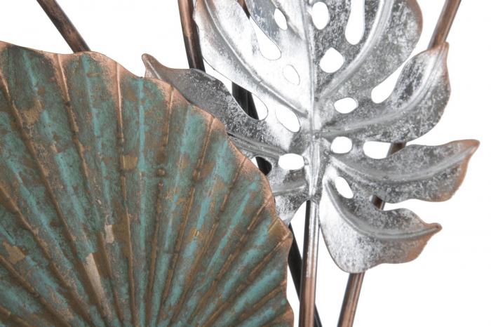 Decoratiune pentru perete LOP, 72.5X4X99 cm, Mauro Ferretti 1