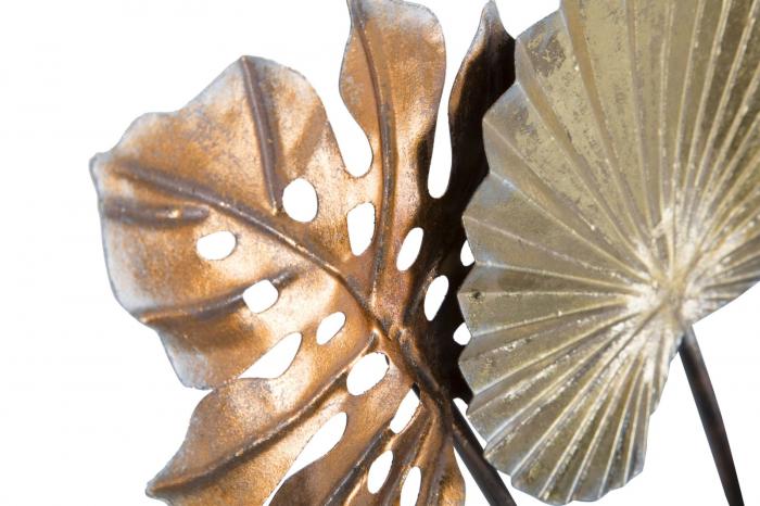 Decoratiune pentru perete LOP, 72.5X4X99 cm, Mauro Ferretti 2