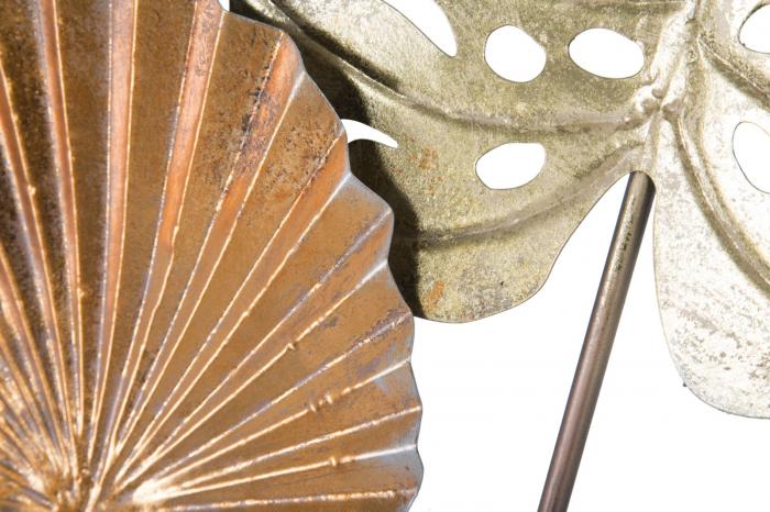 Decoratiune pentru perete LOP, 72.5X4X99 cm, Mauro Ferretti 3