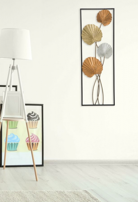 Decoratiune pentru perete TODDY, 30.5X4X88.5 cm, Mauro Ferretti 7
