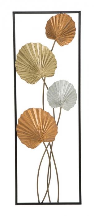 Decoratiune pentru perete TODDY, 30.5X4X88.5 cm, Mauro Ferretti 0
