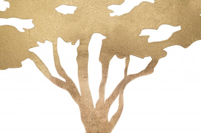 Decoratiune pentru perete  TREE PLAN CM 82X1,5X63, Mauro Ferretti [2]