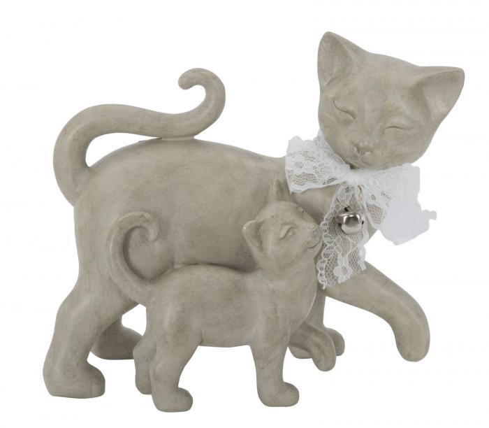 Decoratiune pisica CAT PUPPY (cm) 19X9,5X17,5 0