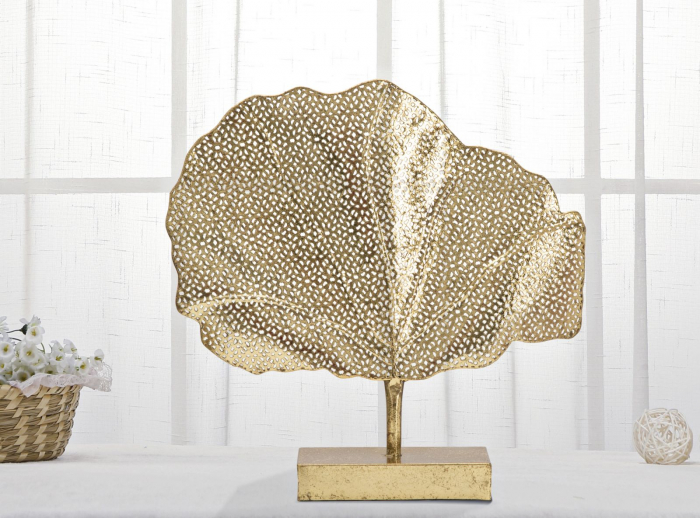 Decoratiune TREE GLAM (cm) 36X8X36 3