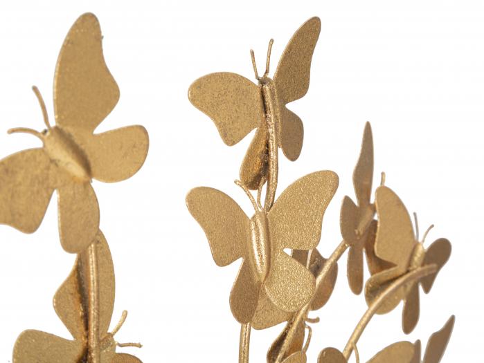Decoratiune TREE  GLAM WITH BUTTERFLY CM 31X8X30, Mauro Ferretti [4]