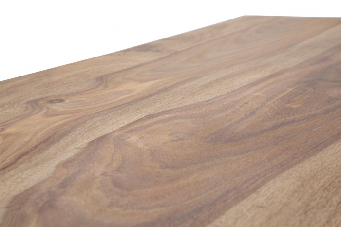 Dulap 2 usi si 3 sertare ELEGANT, lemn masiv sheesham, 175X45X80 cm, Mauro Ferretti 8