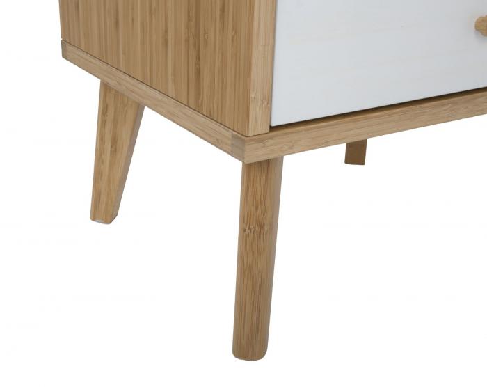 Dulap cu sertare TOKYO,bambus, 48X40X73 cm, Mauro Ferretti 3