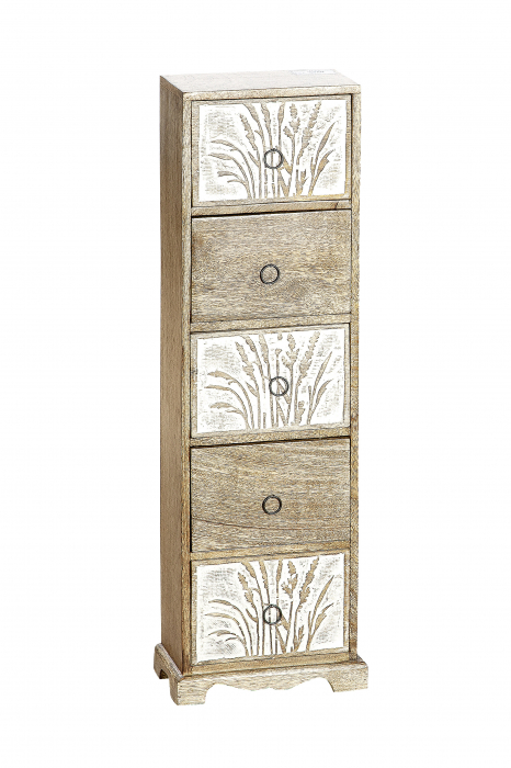 Dulap GRASER, lemn, 22x13x76.5 cm 0