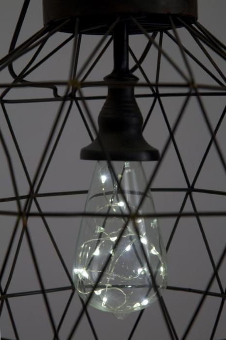 Felinar cu LED  OXY -A- (cm) Ø 20,5X35 4