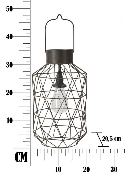 Felinar cu LED  OXY -A- (cm) Ø 20,5X35 5
