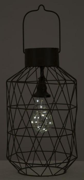 Felinar cu LED  OXY -A- (cm) Ø 20,5X35 1