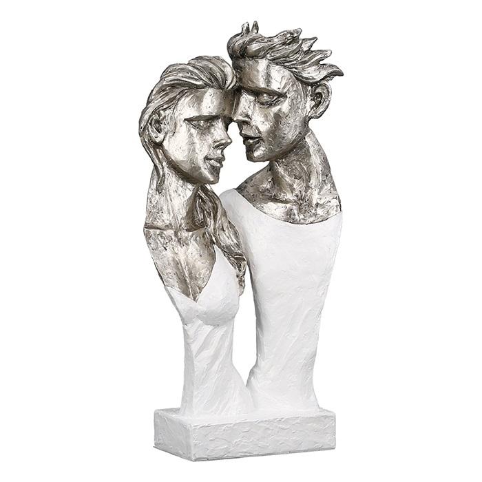 Figurina BELIEVE, rasina, 41x18x11 cm 0