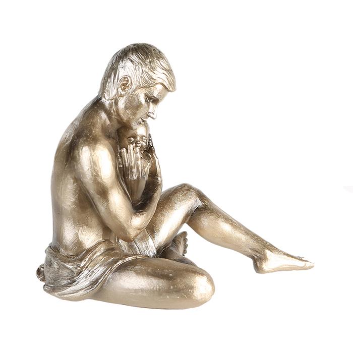 Figurina CARE, rasina, 22X24X15.5 cm 1