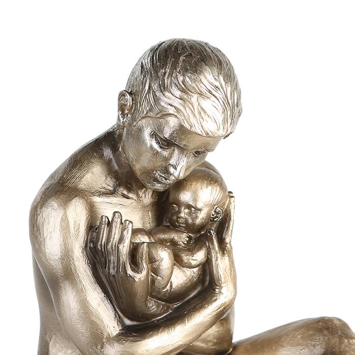Figurina CARE, rasina, 22X24X15.5 cm 4