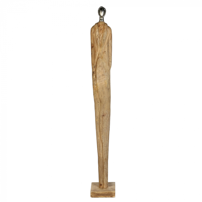 Figurina Charles mango rasina, inaltime 95.5 cm 2021 lotusland.ro