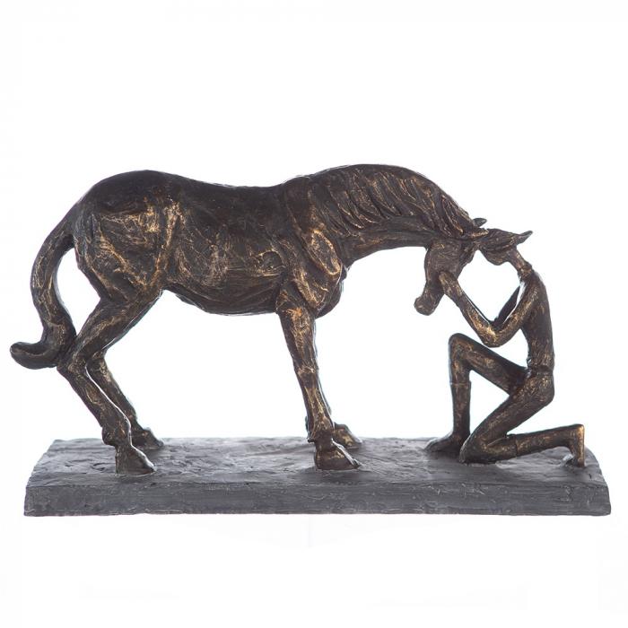 Figurina COMPREHENSION, rasina, 32X19X10 cm 2021 lotusland.ro