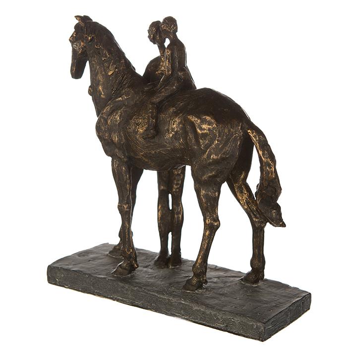 Figurina CONFIDENCE, rasina, 25X24X9 cm 4