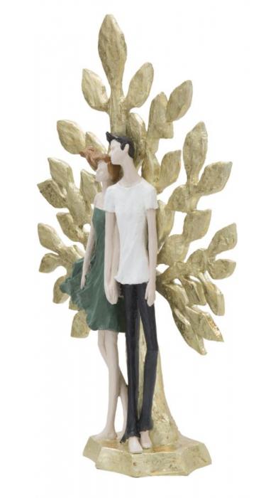 Figurina  COUPLE LIFE TREE (cm) 35X13X52 2