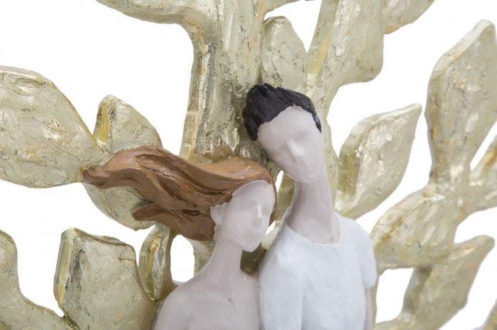 Figurina  COUPLE LIFE TREE (cm) 35X13X52 5