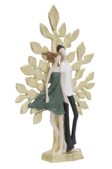 Figurina  COUPLE LIFE TREE (cm) 35X13X52 1