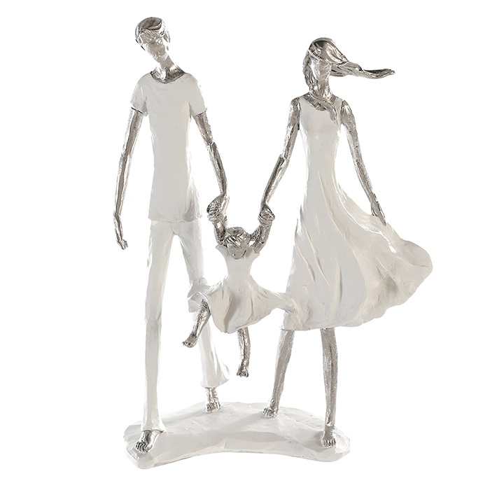 Figurina FAMILY, rasina, 31x23x12 cm [0]