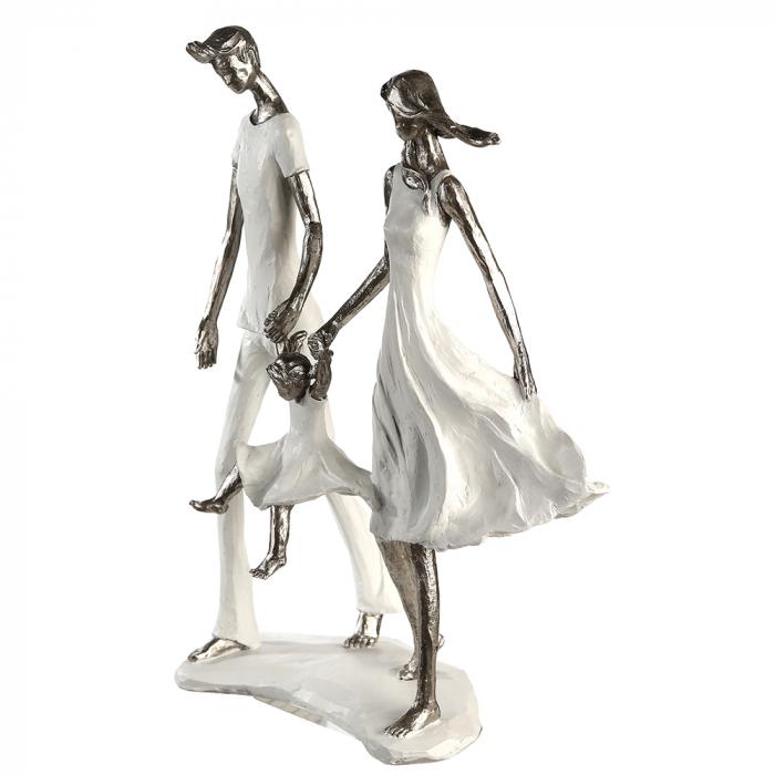 Figurina FAMILY, rasina, 31x23x12 cm [4]