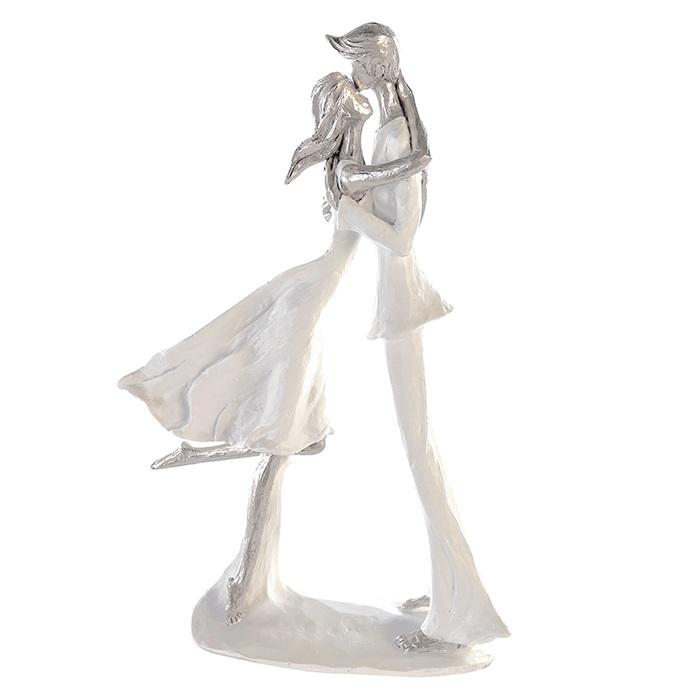 Figurina HOLD ME, rasina, 32x20x9 cm 0