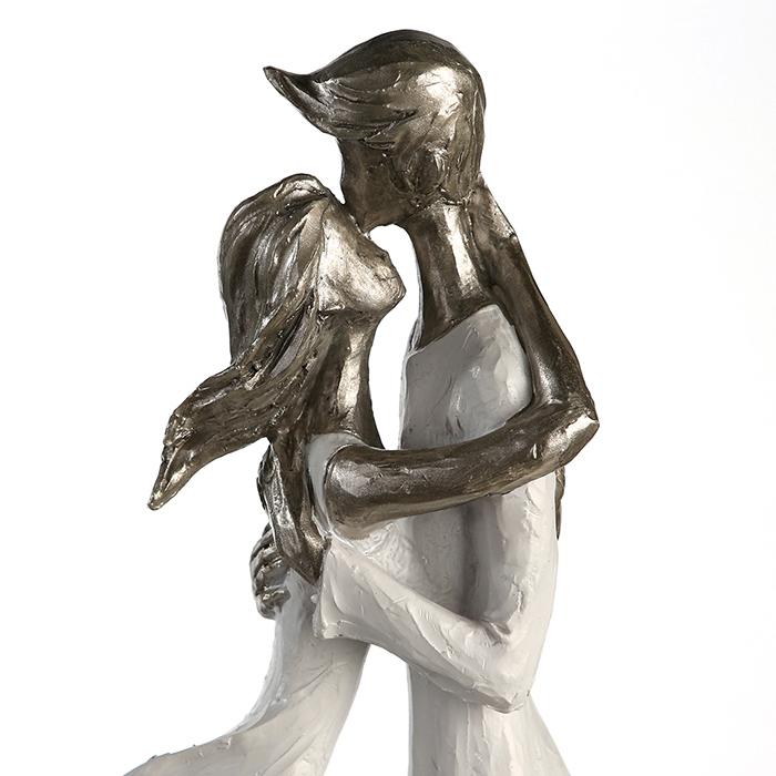 Figurina HOLD ME, rasina, 32x20x9 cm 4
