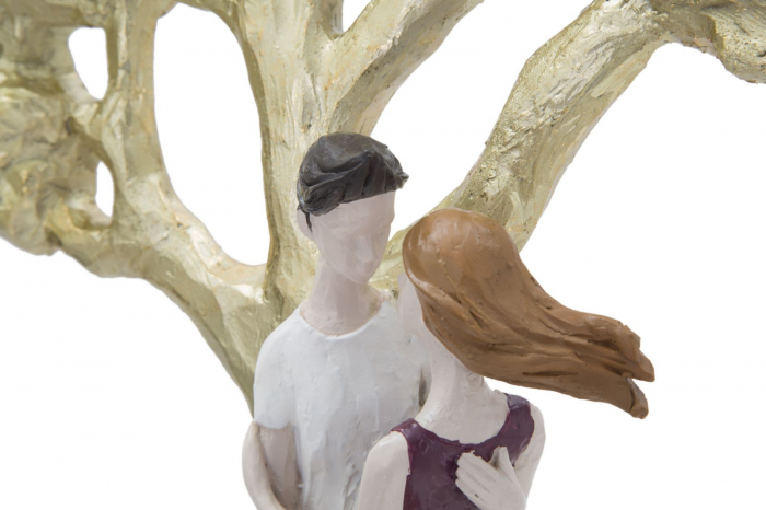 Figurina KISS COPPIA LIFE TREE (cm) 31X13X45 7