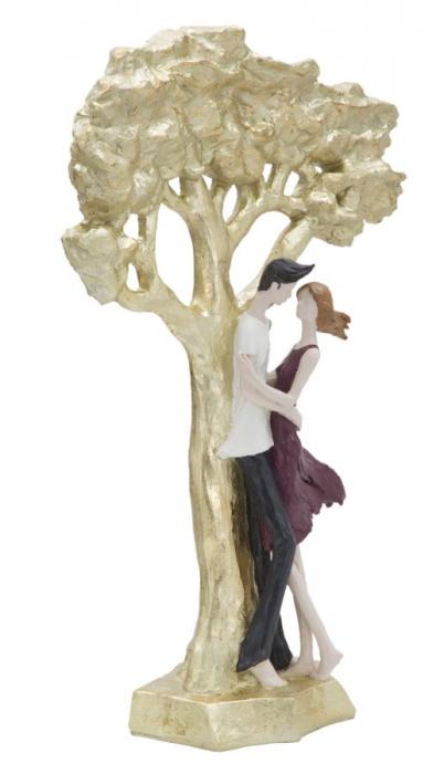 Figurina KISS COPPIA LIFE TREE (cm) 31X13X45 1