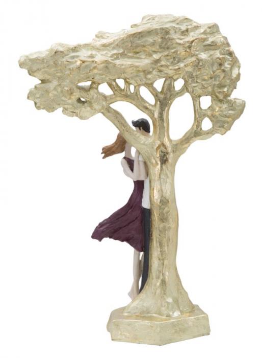 Figurina KISS COPPIA LIFE TREE (cm) 31X13X45 9