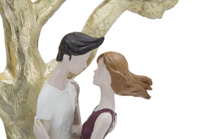 Figurina KISS COPPIA LIFE TREE (cm) 31X13X45 5