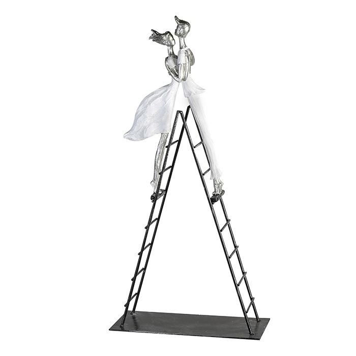 Figurina LADDER, rasina, 70x35x15 cm [1]