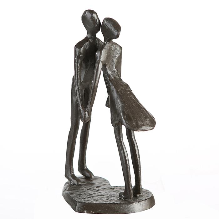 Figurina LOVE, metal, 15x11X6 cm 2