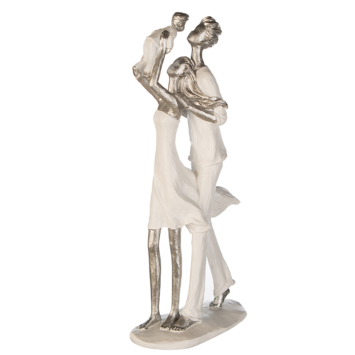 Figurina LUCK, rasina, 35x16x8 cm 4