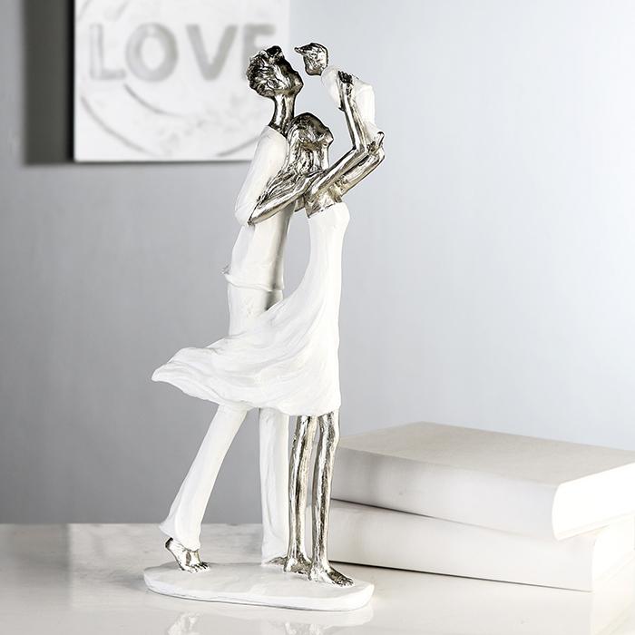 Figurina LUCK, rasina, 35x16x8 cm 2