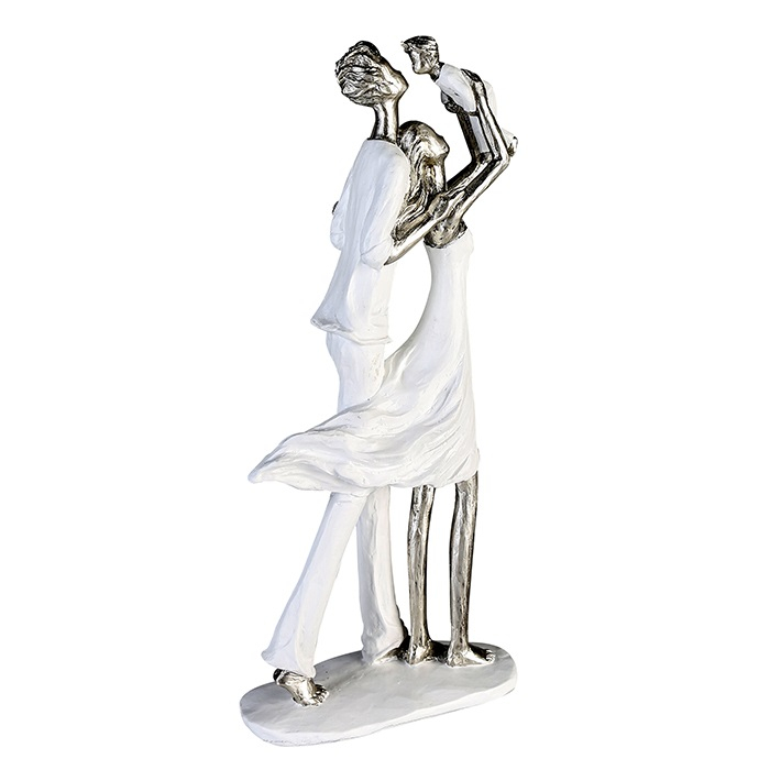 Figurina LUCK, rasina, 35x16x8 cm 3