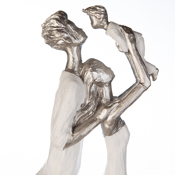 Figurina LUCK, rasina, 35x16x8 cm 6