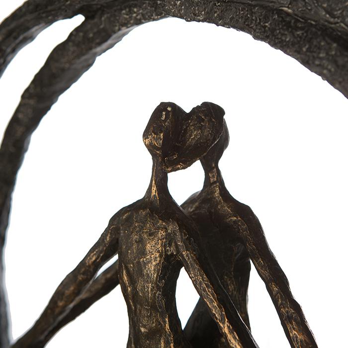 Figurina PAIR, rasina, 40X37X10.5 cm 4