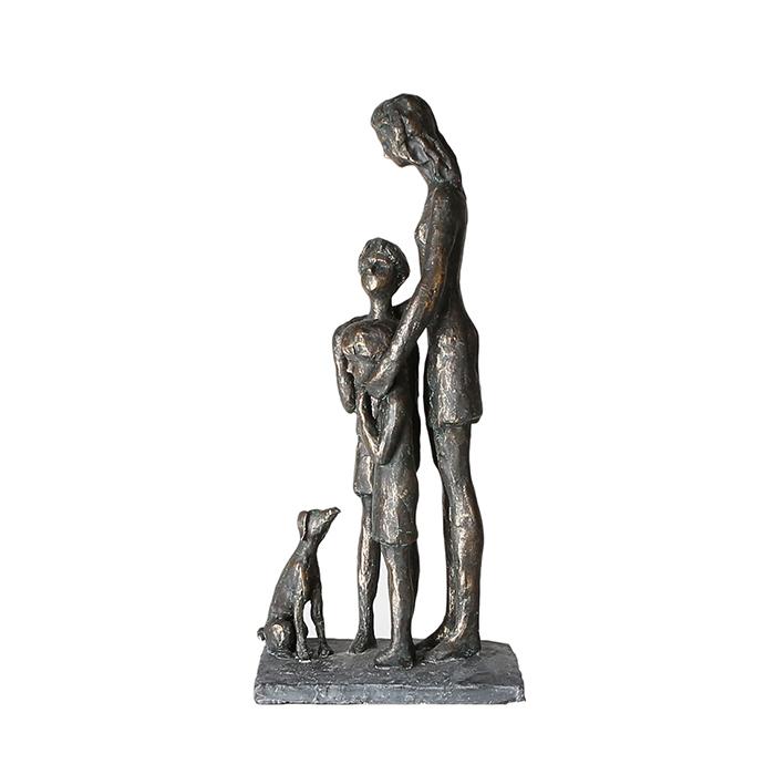 Figurina PET-LOVING, rasina, 31X14X9 cm 1