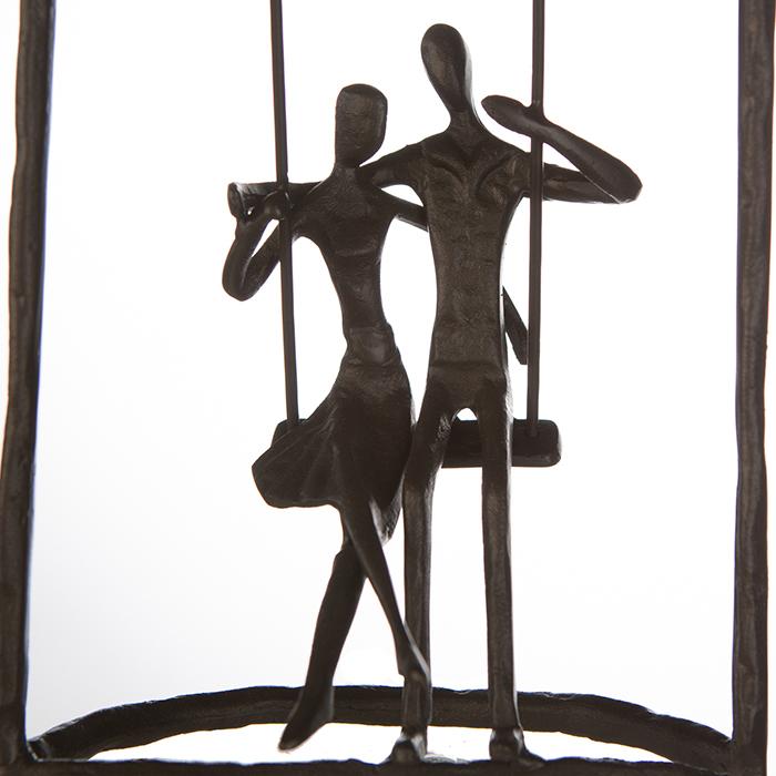 Figurina SWING, metal, 23x17X9 cm 5