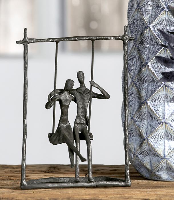 Figurina SWING, metal, 23x17X9 cm 3