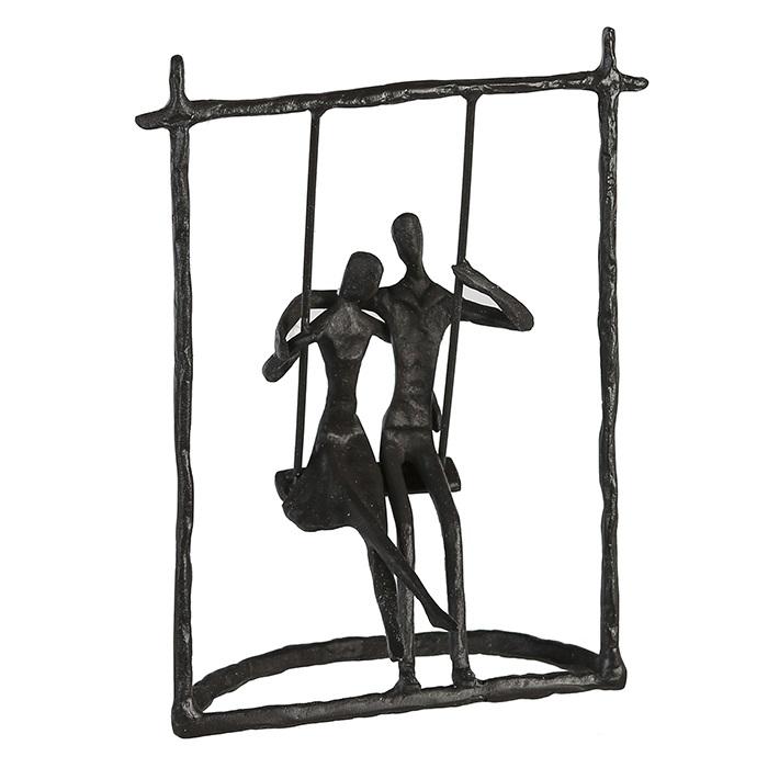 Figurina SWING, metal, 23x17X9 cm 0