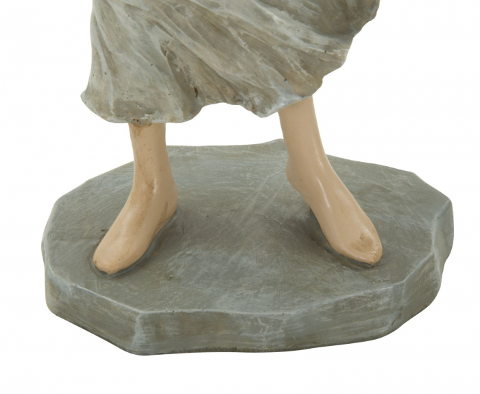 Figurina WOMAN FASHION -B- (cm) 14X9X33,5  4