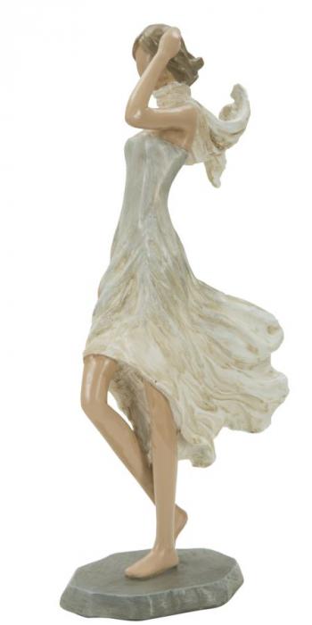 Figurina WOMAN FASHION -C- (cm) 12,5X7X25,5 2