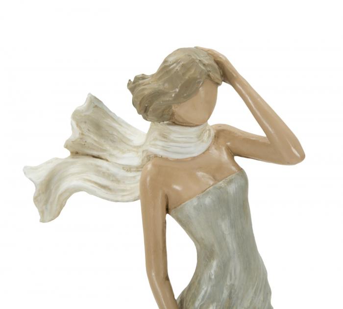 Figurina WOMAN FASHION -C- (cm) 12,5X7X25,5 3