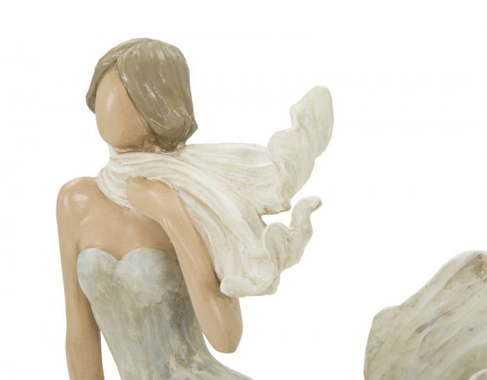 Figurina WOMAN FASHION -D- (cm) 23,5X10X15  3
