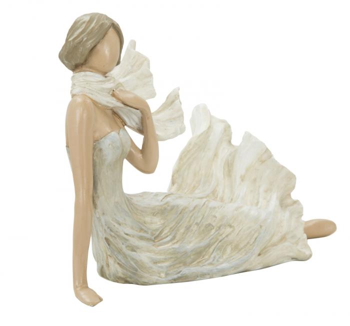 Figurina WOMAN FASHION -D- (cm) 23,5X10X15  1