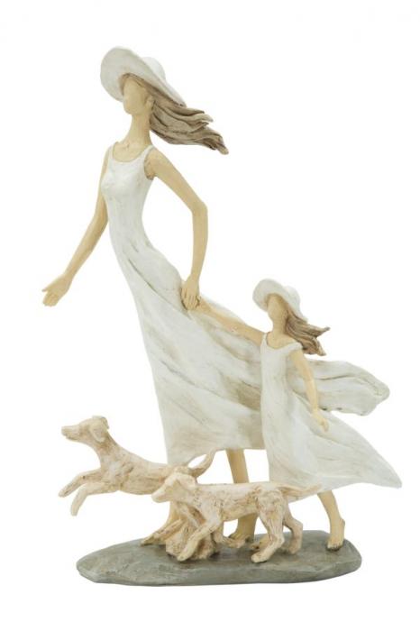 Figurina WOMAN MORE DAUGHTER (cm) 20X7,5X30 2021 lotusland.ro